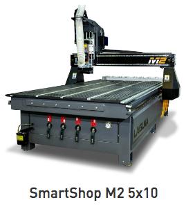 SmartShop M2 5x10
