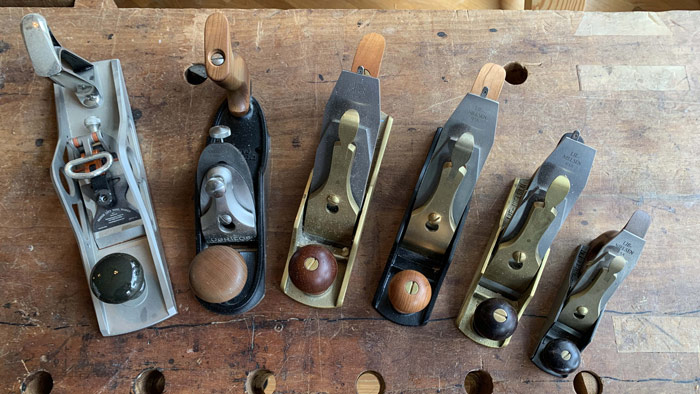 How to choose a smoothing plane