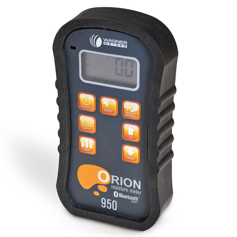 Pinless moisture meter by Wagner $540