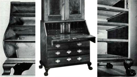 Variations in 18th-century Casework