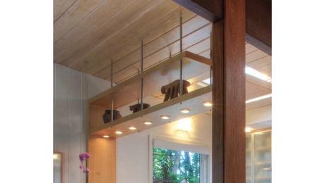 Como construir prateleiras suspensas com iluminação integrada - parte 1 1