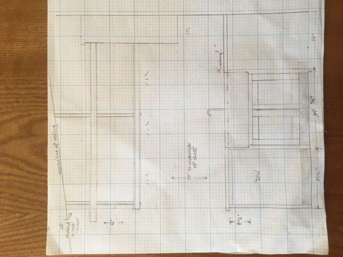 Como construir prateleiras suspensas com iluminação integrada - parte 1 2