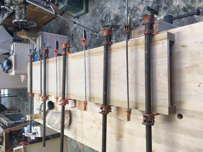 Como construir prateleiras suspensas com iluminação integrada - parte 1 6
