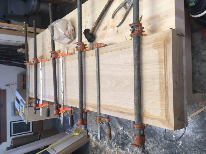 Como construir prateleiras suspensas com iluminação integrada - parte 1 7