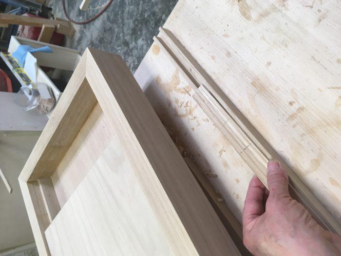 Como construir prateleiras suspensas com iluminação integrada - parte 1 8