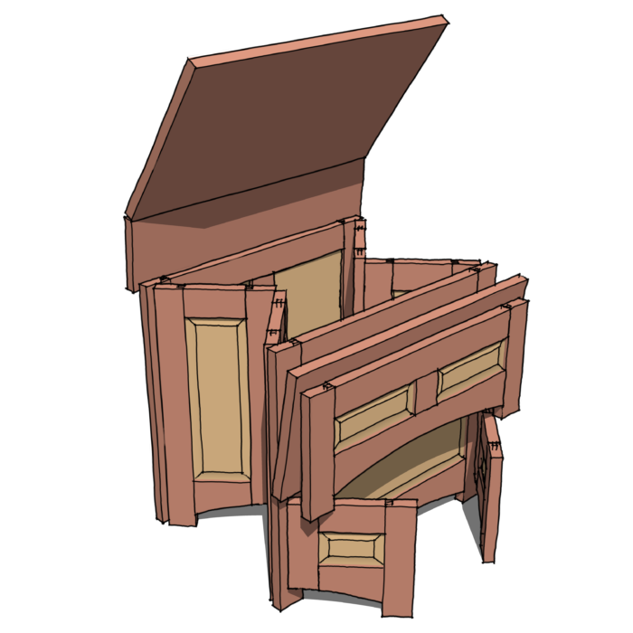 Aproveitando o poder dos componentes do SketchUp 3