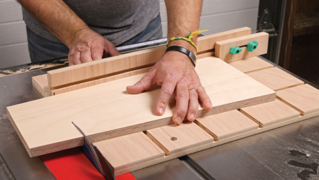 Tool Review: MicroJig ZeroPlay 360 Sled Kit