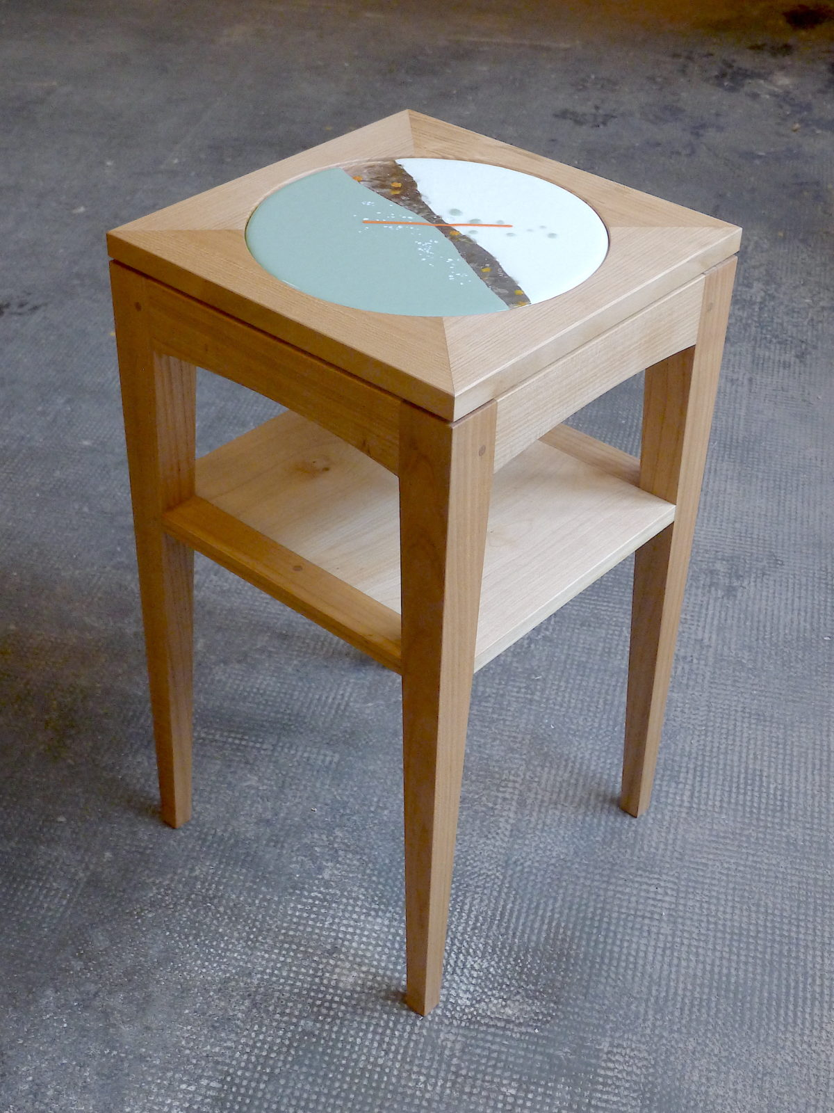 Gerald Hector End Tables Finewoodworking