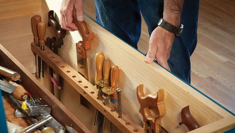tool chest organization