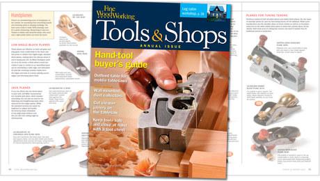 Tools & Shops, Winter 2020-2021