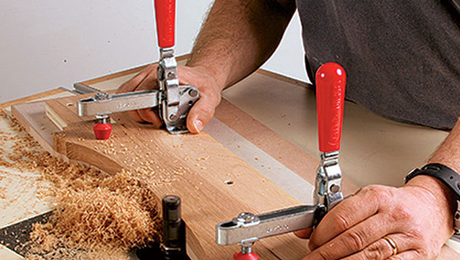 Five Essential Router-Table Jigs in Action