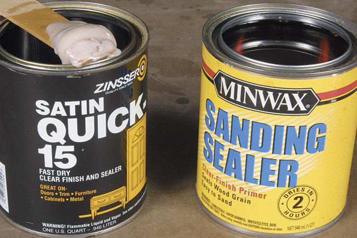 varnish sealers