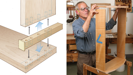 The dowel joint