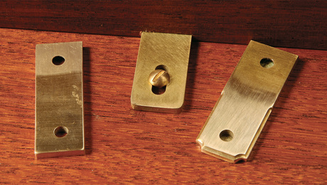 Making custom brass hardware