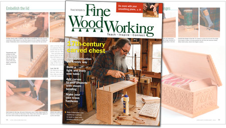 Fine Woodworking issue 287