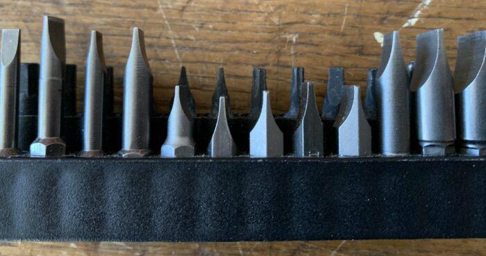 Gunsmith tips for screws