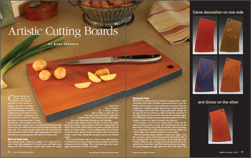 Decorative cutting boards sprd img