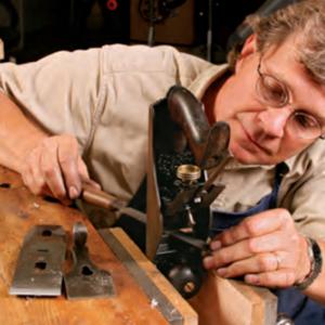 Video Workshop: Restoring handplanes