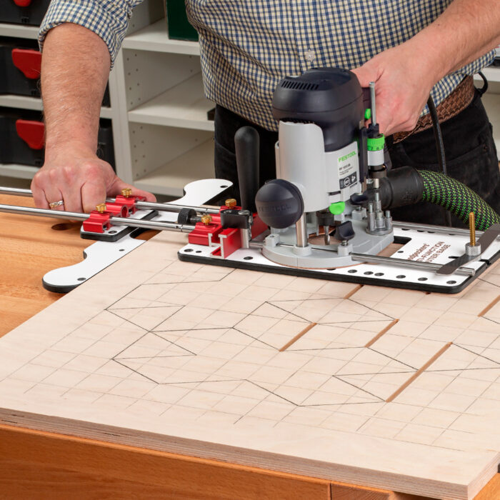 Woodpeckers Introduces the Multi-Function Router Base