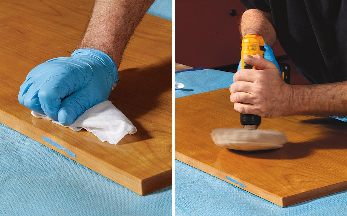 buff and polish paste wax