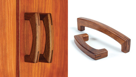 door and drawer pulls