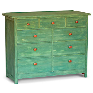 chest of drawers project unfinished