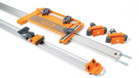 Tool review: NGX Clamp Edge System from Bora