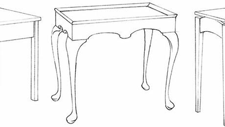 Apron Tables
