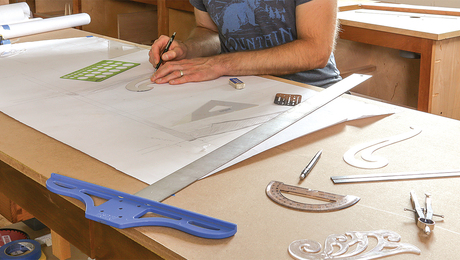 drafting tool kit