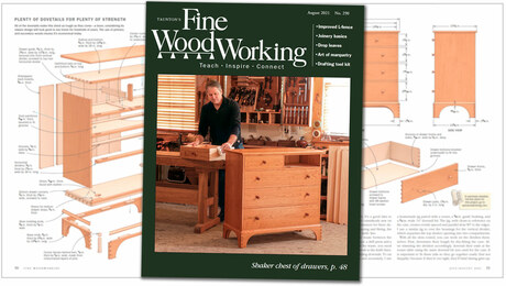 Fine Woodworking #290 - July/August 2021