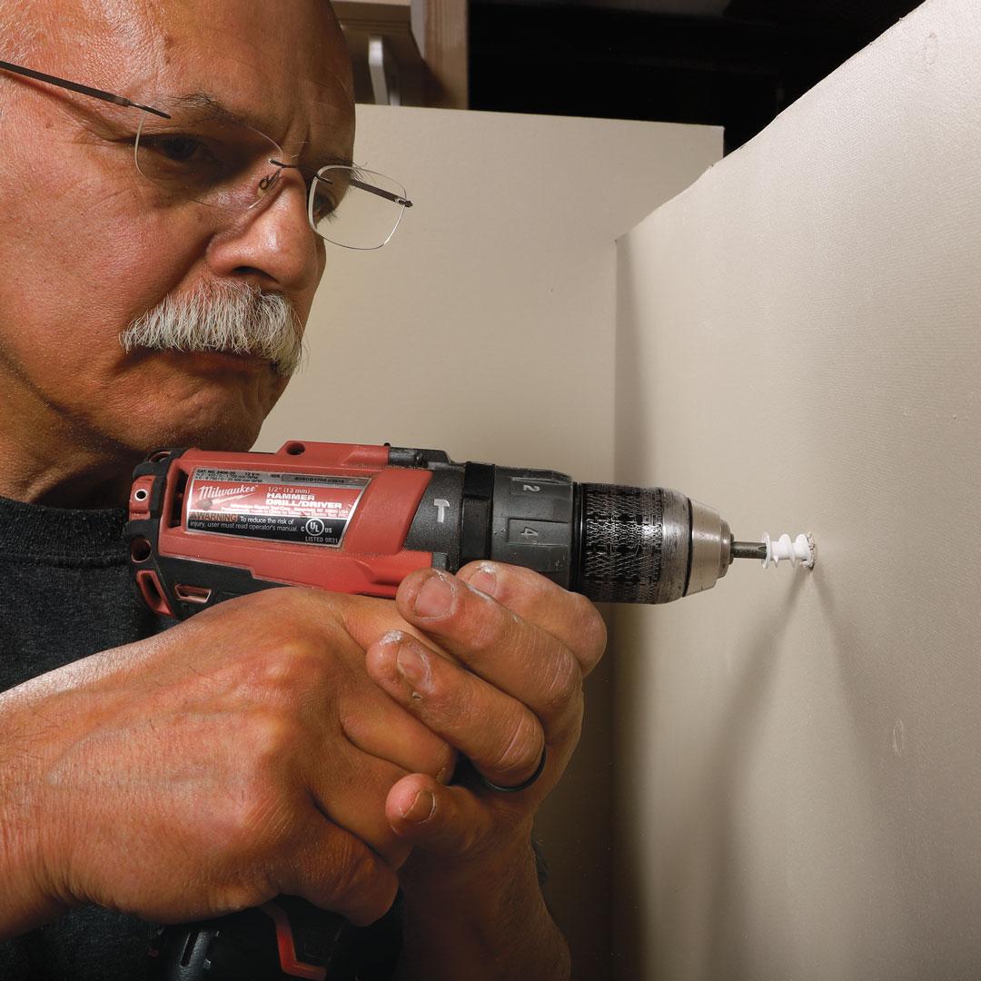 The EZ Ancor Drywall Anchor