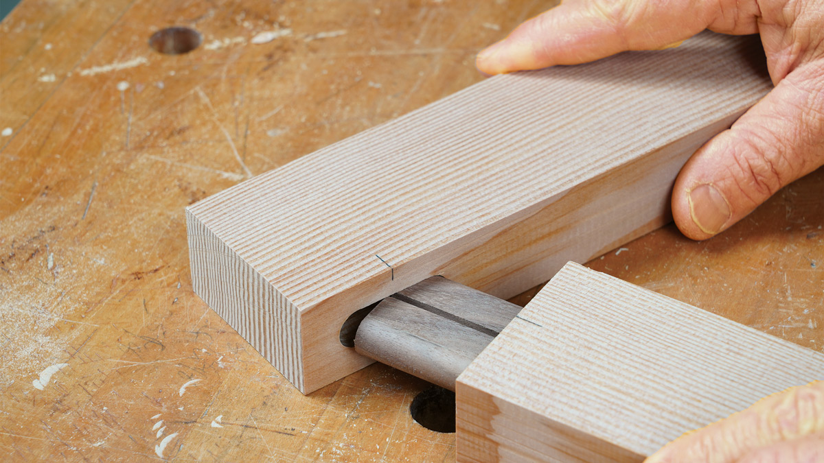 Excellent results. Make a slip tenon to fit, and create strong joints in projects of all kinds.