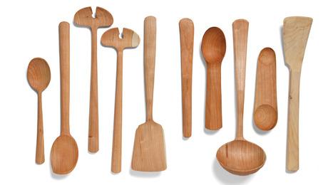 Greenwood utensils