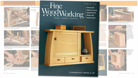 FineWoodworking Issue 292