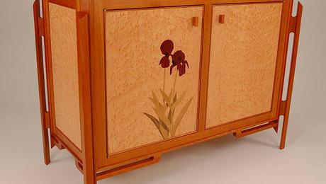 Iris Cabinet