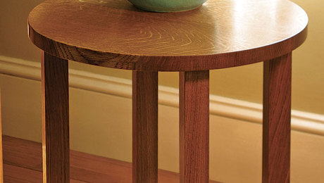 Gustav Stickley FineWoodworking