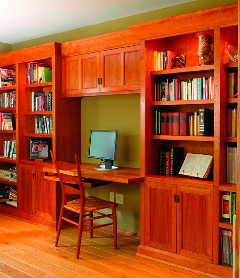 Built-in Home Office