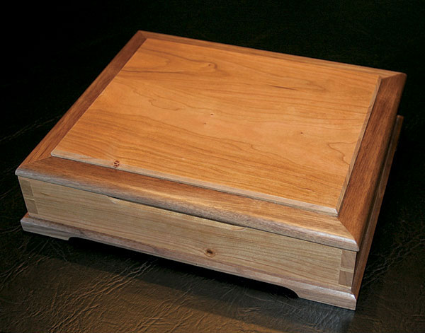 Stationery Box - FineWoodworking