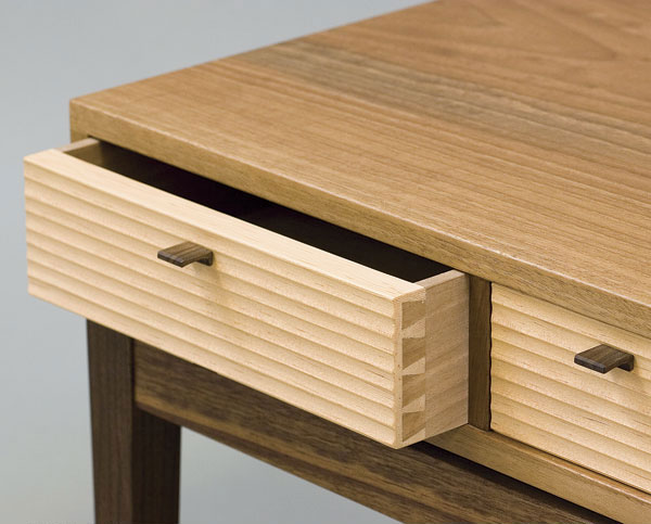 Hand Cut Dovetail Coffee Table Finewoodworking