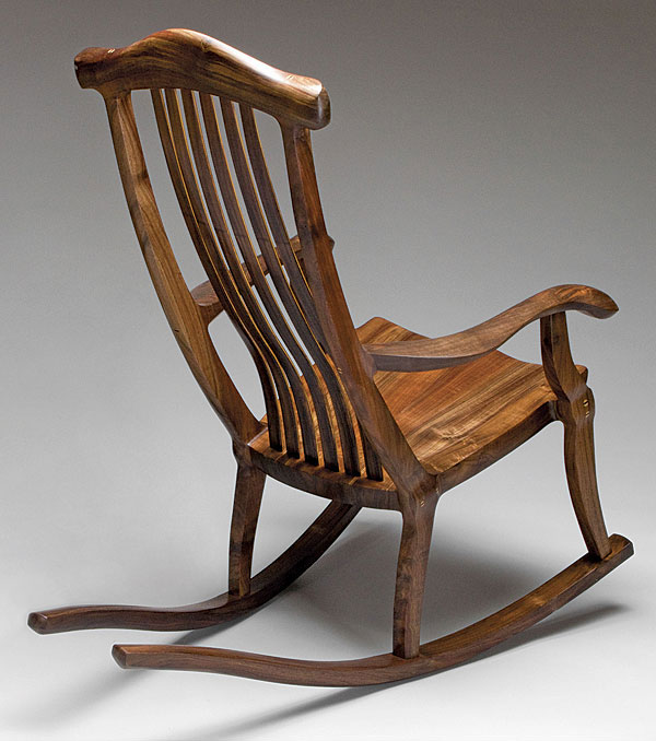Anderson Ranch Rocker Finewoodworking