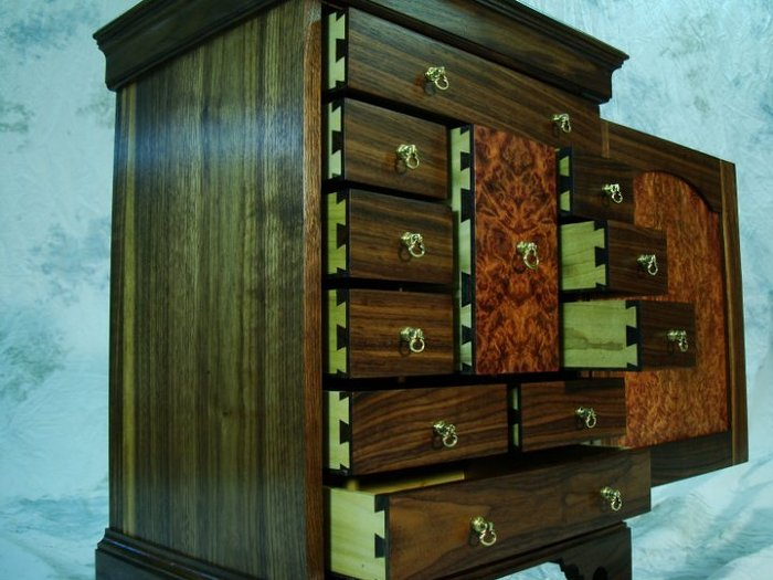 Pennsylvania Spice Box Finewoodworking