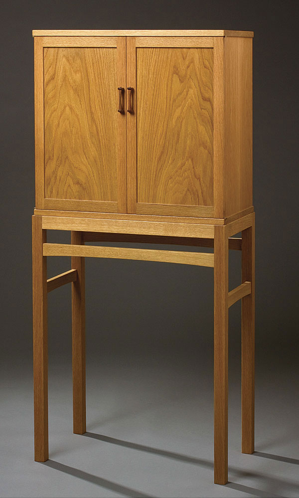 Krenov-Style Cabinet - FineWoodworking