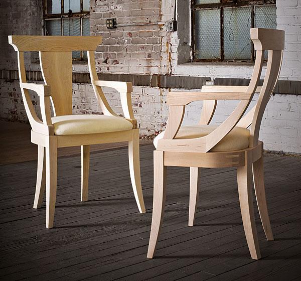Italian Inspired Chairs