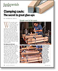 clamping cauls