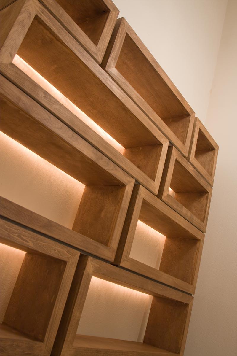 Modern Stacking Bookshelves