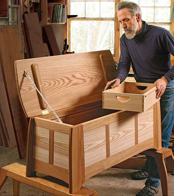 American Furniture Design Woodworking Plans