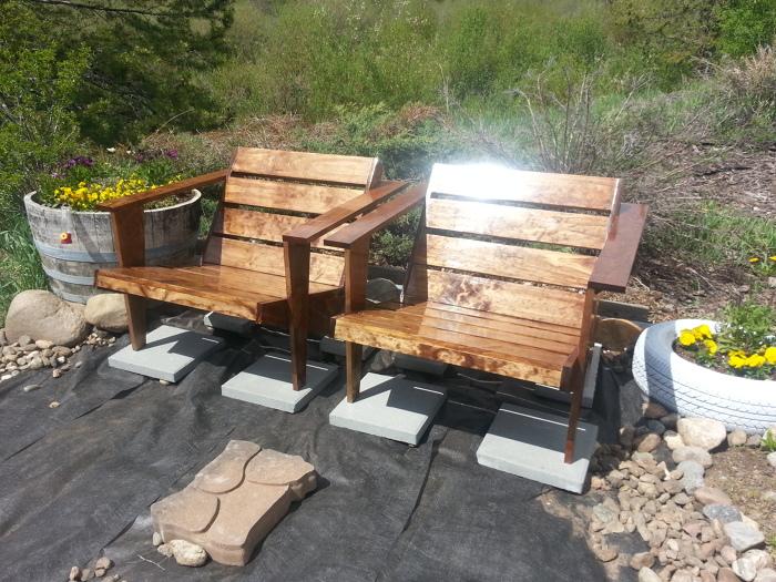 Wonderful Modern Adirondack Chair