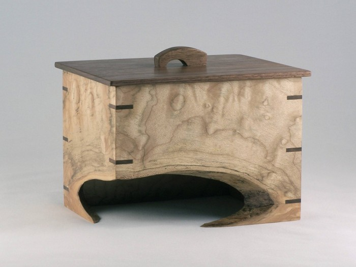 Cave Box - FineWoodworking