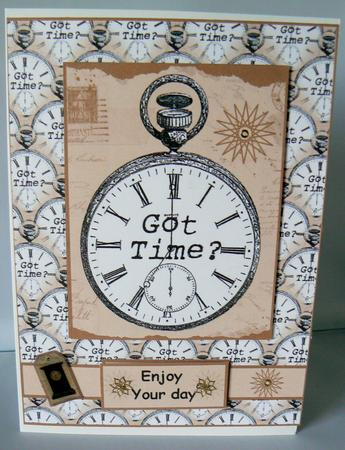 Got time cup324446 107 craftsuprint for Amazon gelbsticker