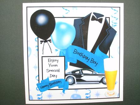 Birthday Boy Special Day 18th 21st or General Birthday – 18th Birthday Cards for Boys